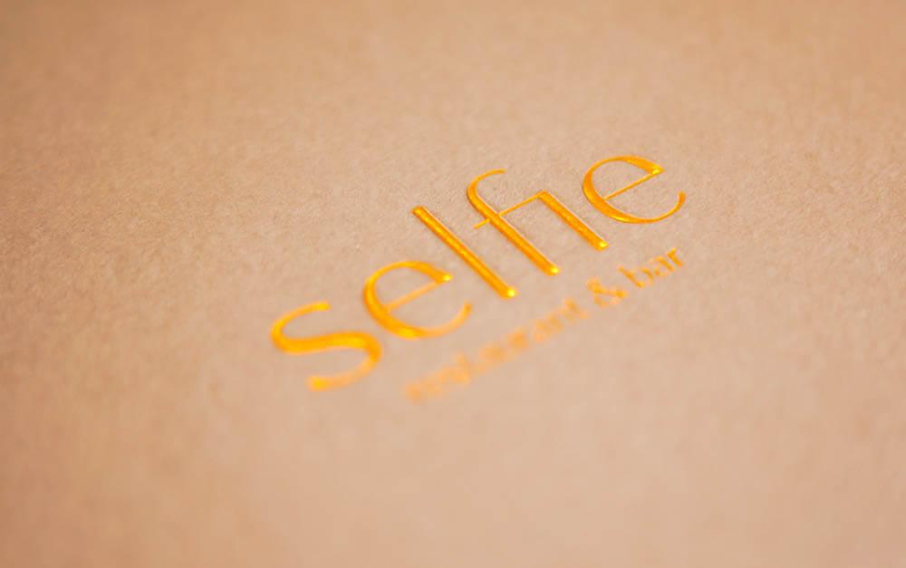 Selfie Restaurant Moskau - Speisenkarte