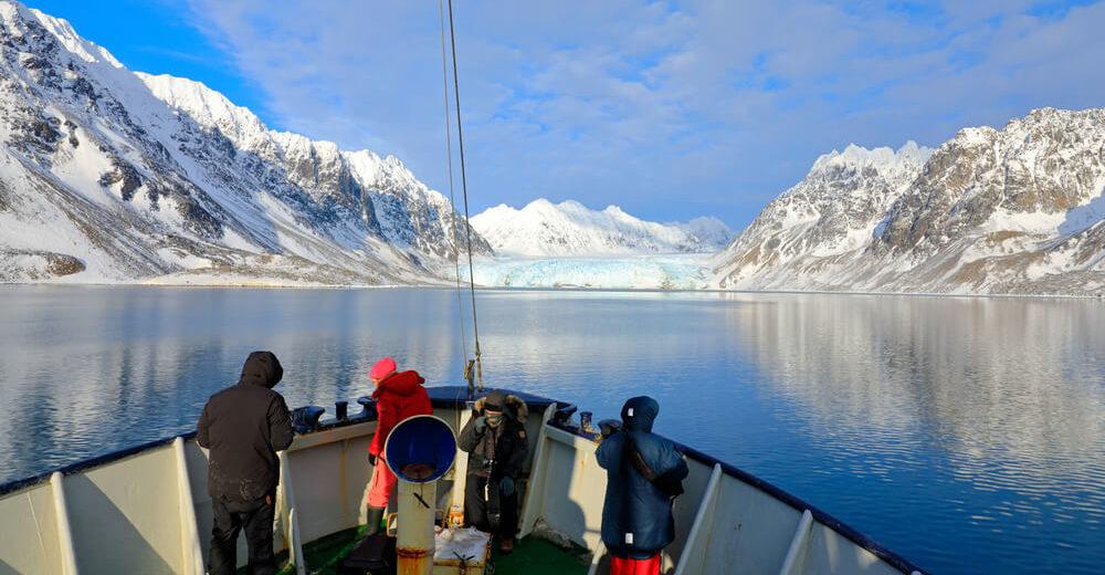 Arktis Expedition mit dem Kreuzfahrtschiff