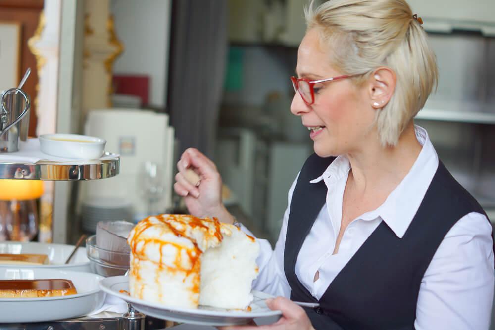Chez Donati - Basel - Torte 4