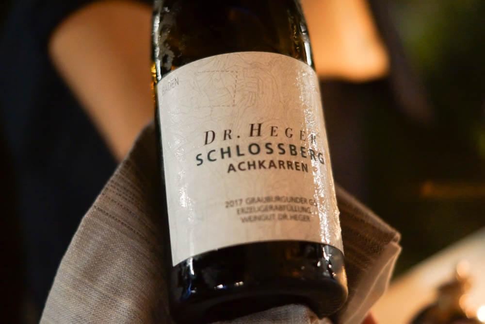 Dr. Heger Schlossberg