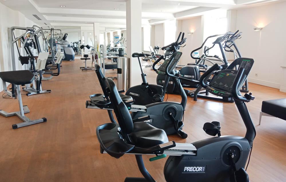 Gym im Nassauer Hof Wiesbaden