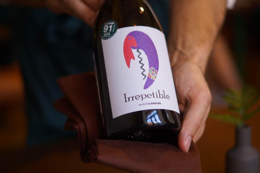 Irreppetible Wein
