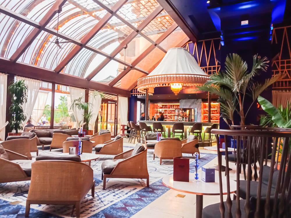 Kempinski Hotel Bahia - Black Rose The Bar