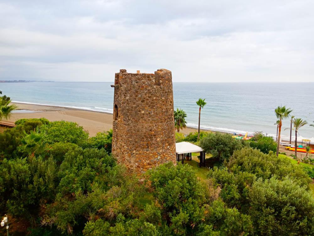 Kempinski Hotel Bahia - Blick aufs Meer