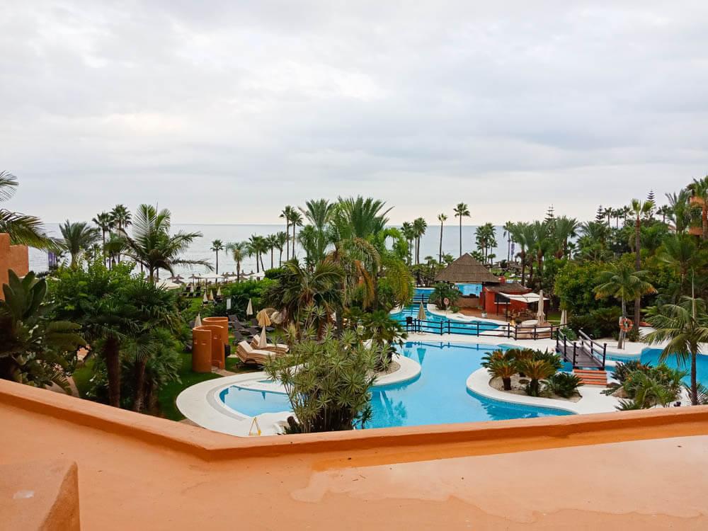 Kempinski Hotel Bahia - Blick von der Suite