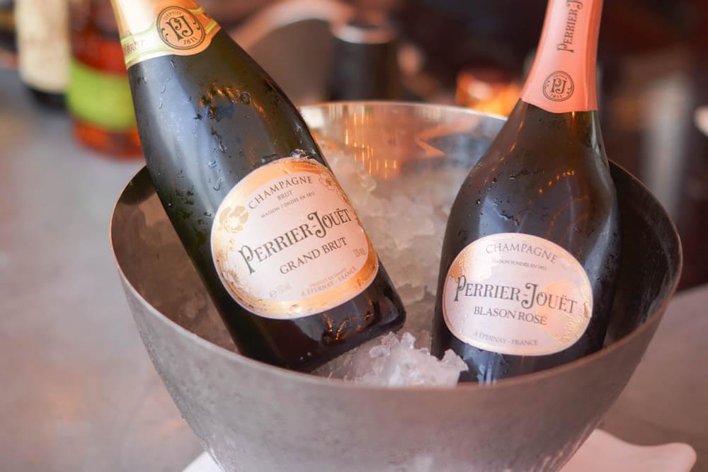 Kempinski Hotel Bahia - Champagner der passt