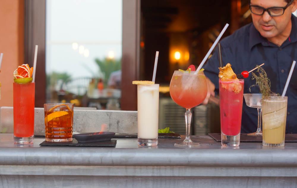 Kempinski Hotel Bahia - Cocktails die man nicht verpassen sollte