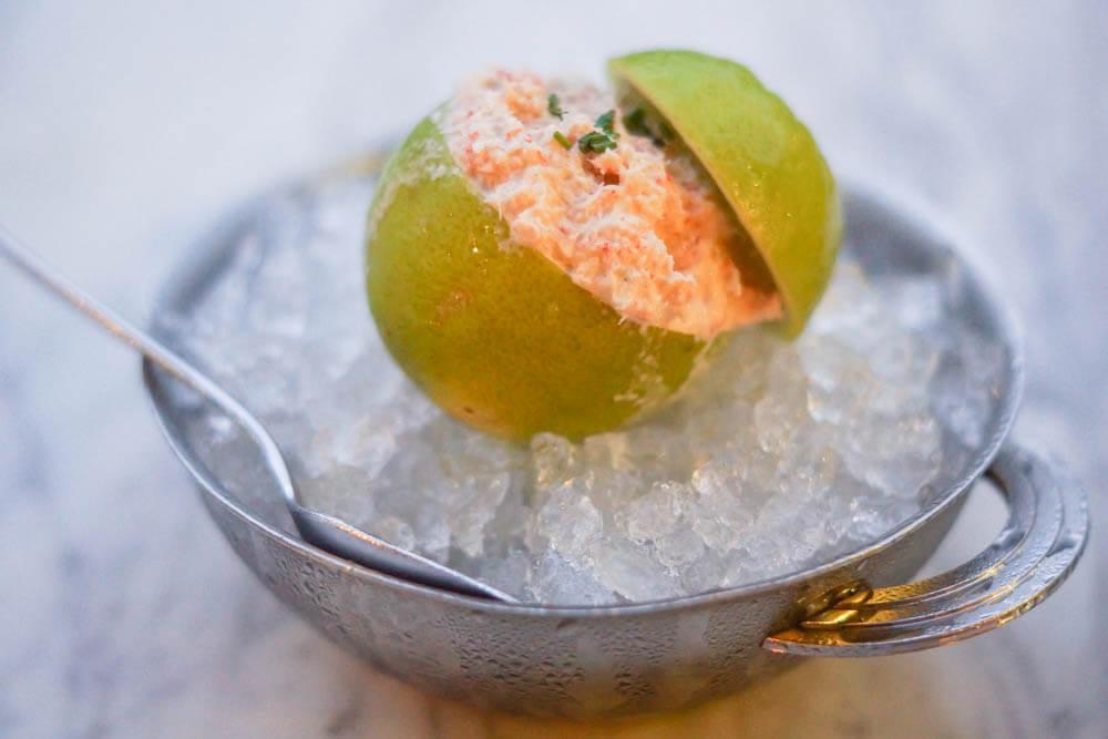 Kempinski Hotel Bahia - Snack aus dem Spiler Beach Club