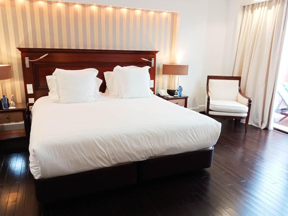 Kempinski Hotel Bahia - So bettet man sich gern