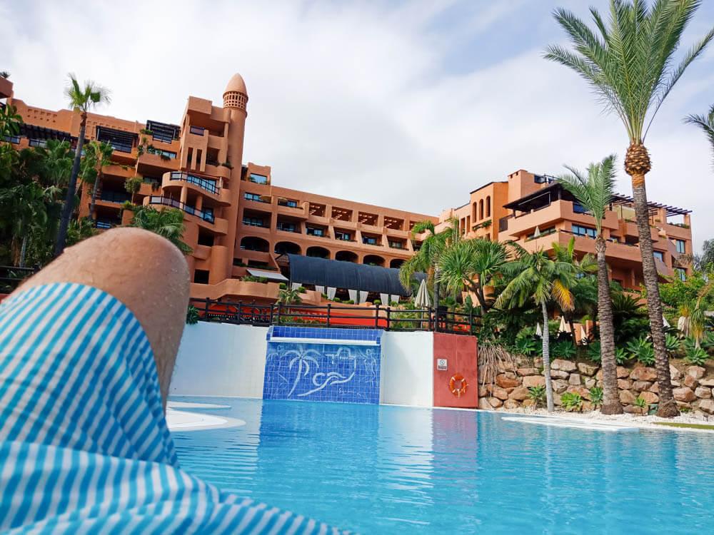 Kempinski Hotel Bahia - große Poolanlage