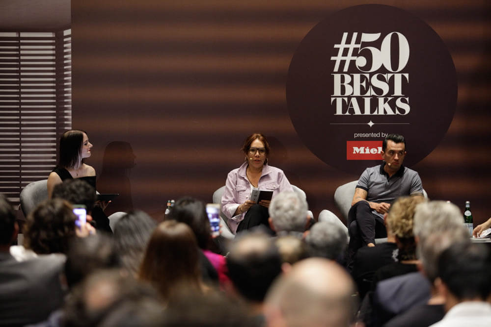 50best talks - Photo by 50best