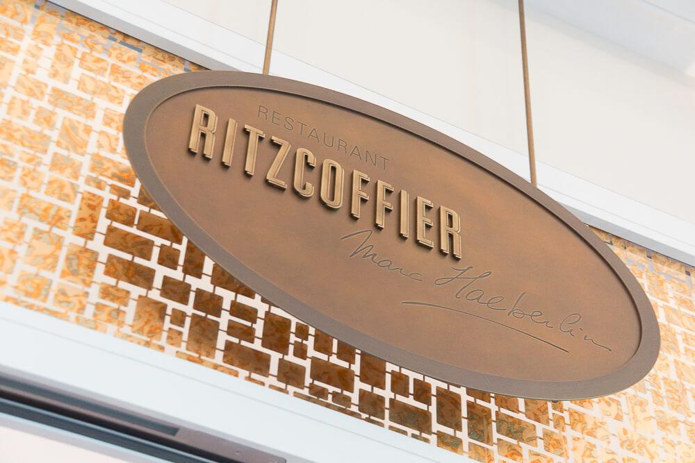 Bürgenstock Hotel - Ritzcoffier Restaurant mit 16 Punkten im Gault Millau
