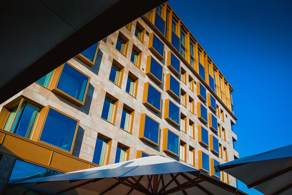 Bürgenstock Hotel - Topmodernes Hoteldesign