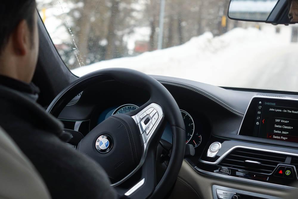 BMW - Sponsor St. Moritz Gourmet Festival