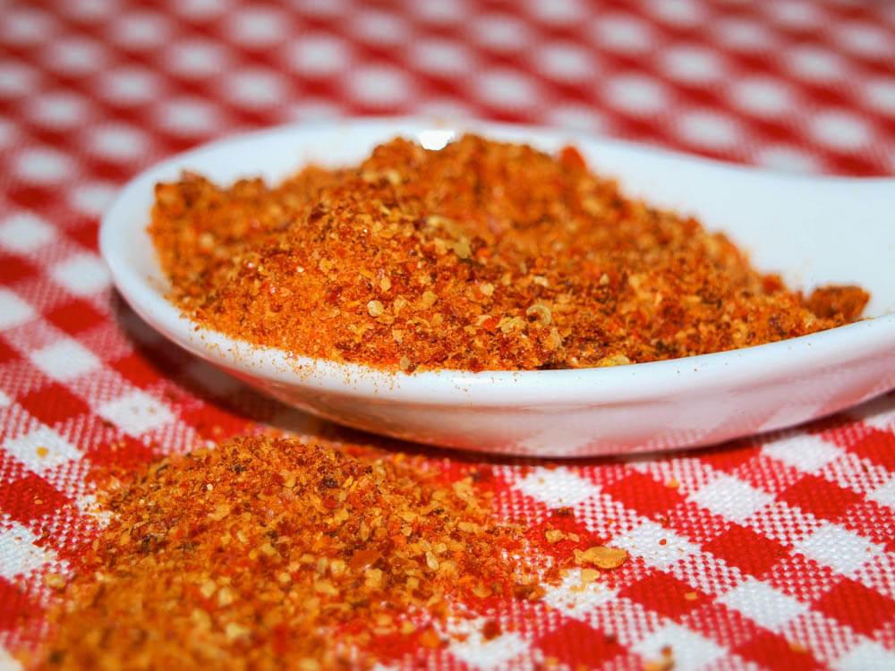 Chiliflocken für mehr Schärfe