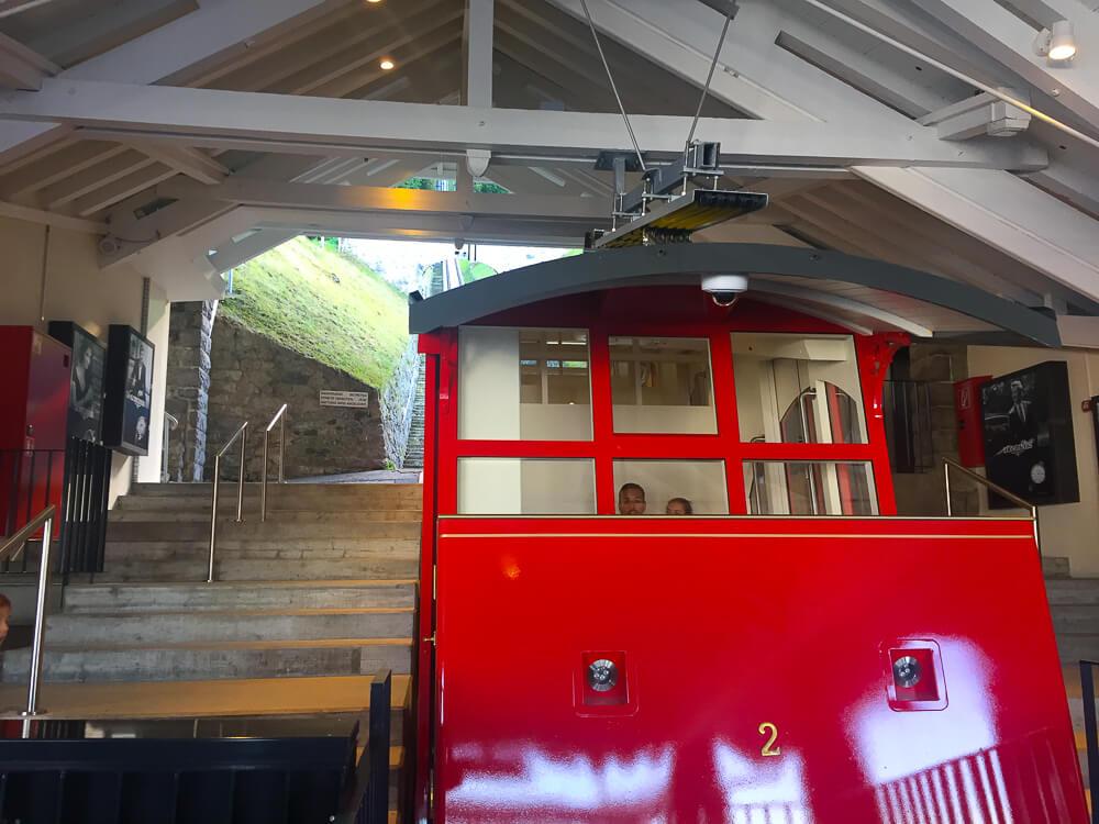 Die Bürgenstock Bahn