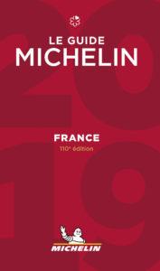 Guide Michelin Frankreich 2019