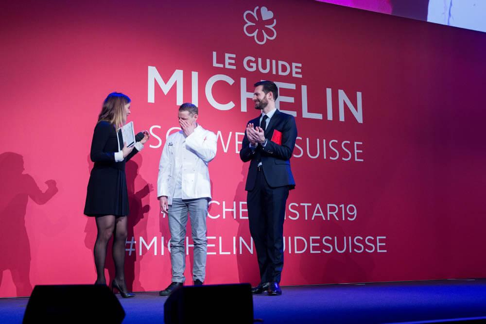 Guide Michelin Schweiz 2019 - Das sind die neuen Michelin Sterne des Jahres