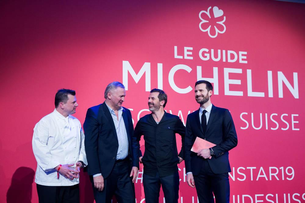 Guide Michelin Schweiz 2019 - Das sind die neuen Michelin Sterne