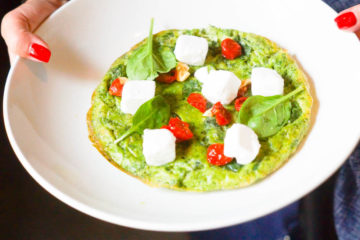 Kuku Sabzi Rezept - Das klassische Kräuter-Omelette