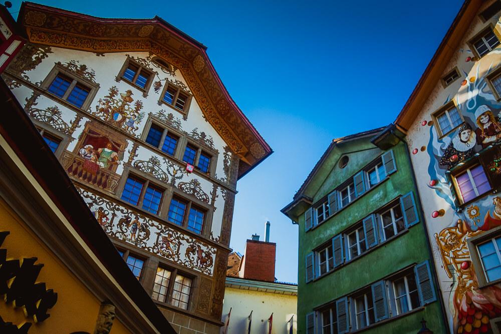 Luzerner Stadthäuser