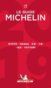 MICHELIN Guide KYOTO OSAKA + TOTTORI 2019