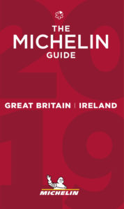 Michelin Guide Great Brittan and Ireland 2019
