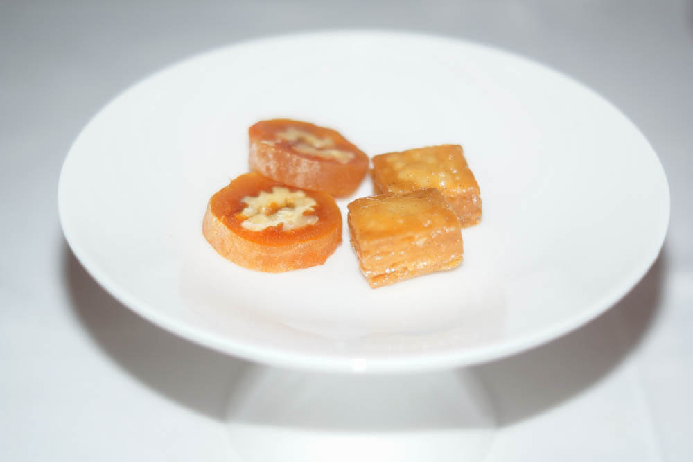 Mingles Restaurant - Korean traditional sweets