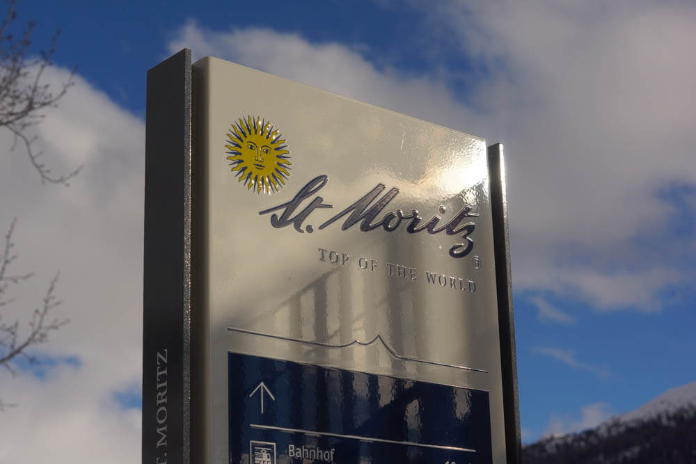St.Moritz - Top of the World