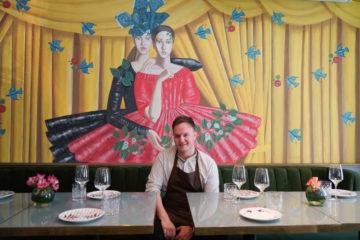 HIDE Restaurant London - Josh Angus Portrait