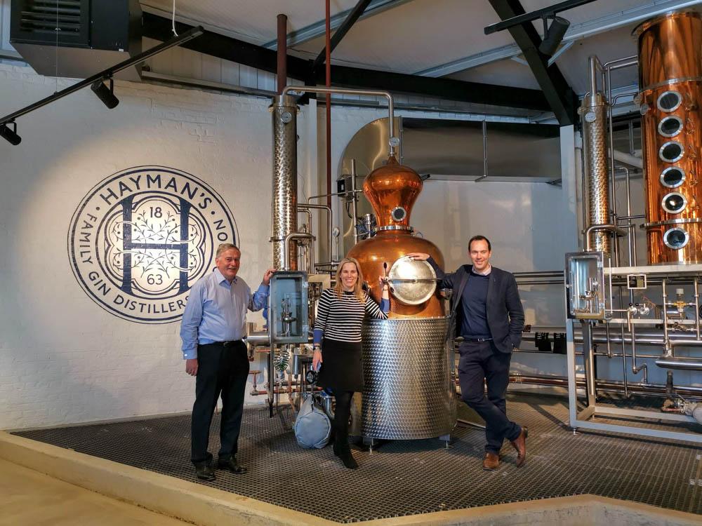 Haymans Gin - Die Gründerfamilie