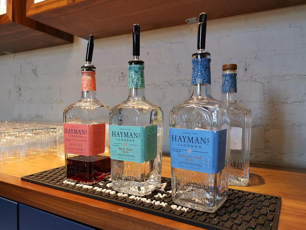 Haymans Gin - Die drei Gin Sorten aus der Produktion