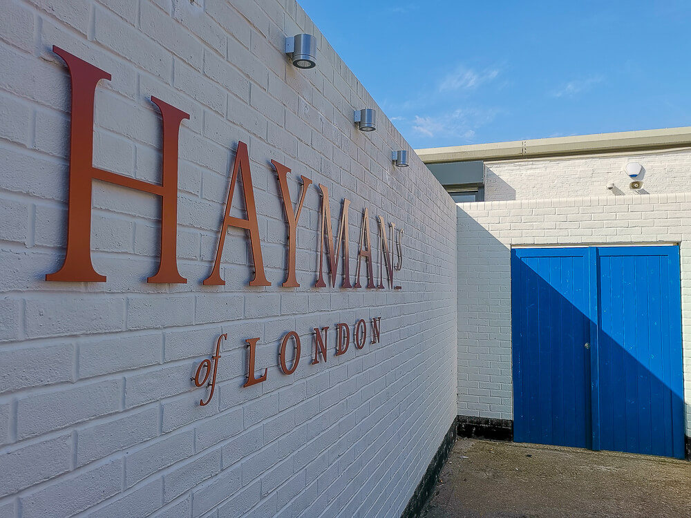 Haymans Gin - Haymans of London