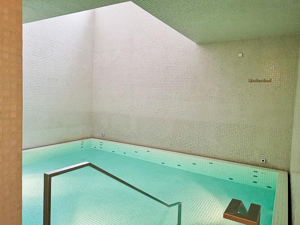 Hotel Waldhaus Sils - SPA 5