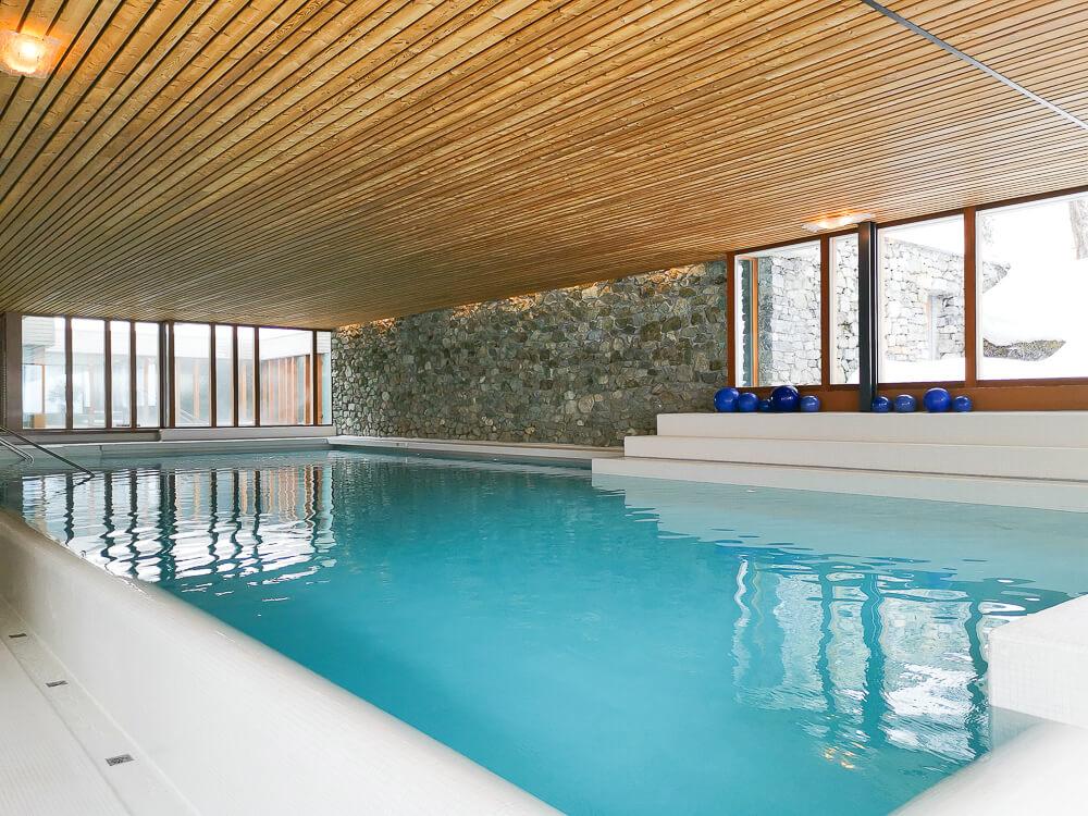 Hotel Waldhaus Sils - SPA 7 Swimmingpool