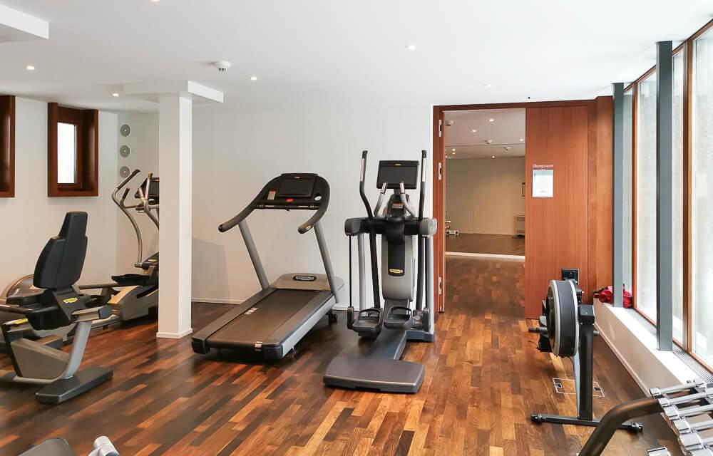 Hotel Waldhaus Sils - SPA und Gym