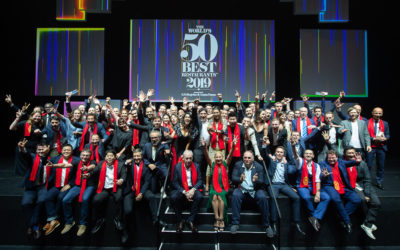 The chefs behind the restaurants ranked 1-50 at The World's 50 Best Restaurants awards 2019, sponsored by S.Pellegrino & Acqua Panna