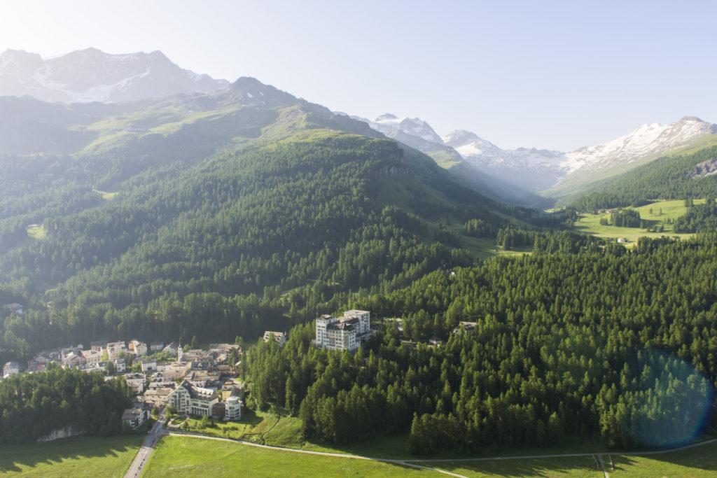 Waldhaus Sils Sommer-Foto-von-Gian-Giovanoli