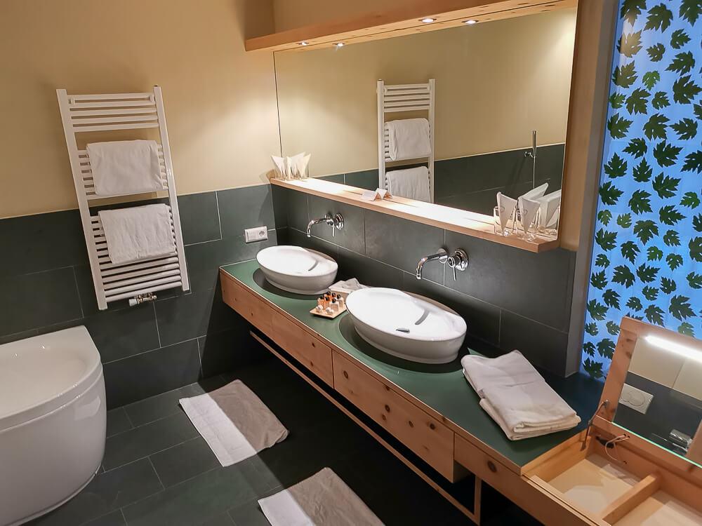 Arosea Life Balance Hotel - Badezimmer