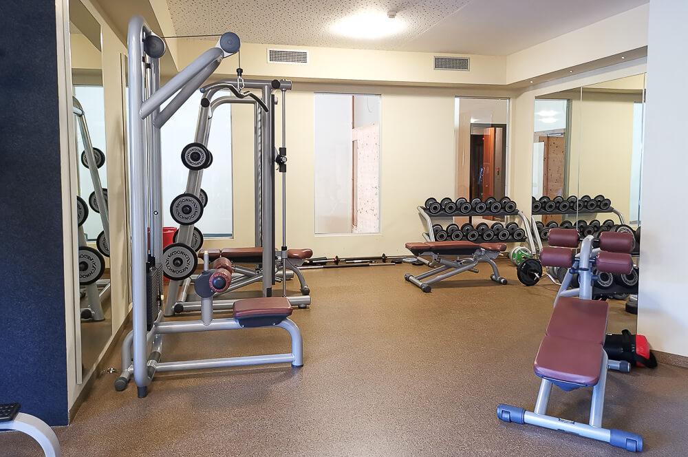 Arosea Life Balance Hotel - Teil des Gym