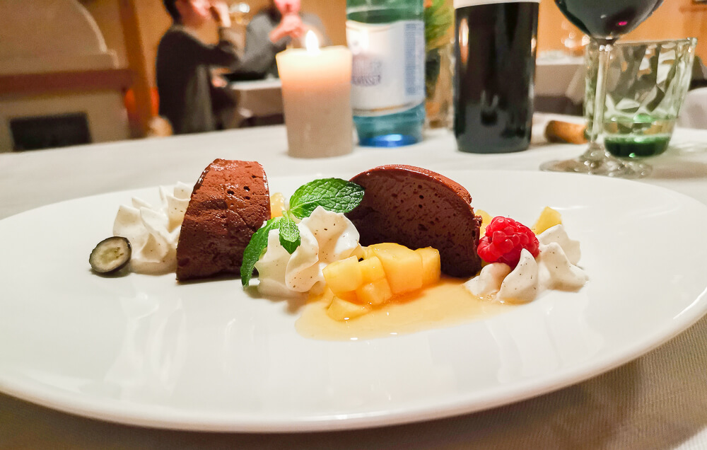 Arosea Life Balance Hotel - feine Desserts