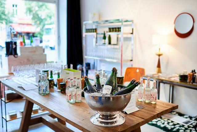 Champagner Launch Brasserie Colette_Credit Yves Sucksdorff_2