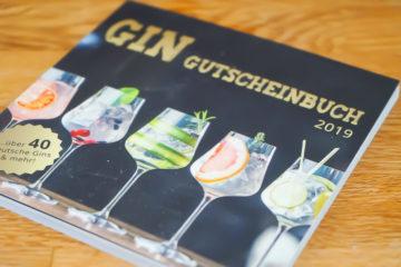Just Gin - Gutscheinbuch 2019