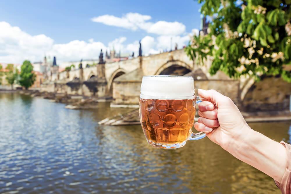 Biergärten und Brauereien in Prag