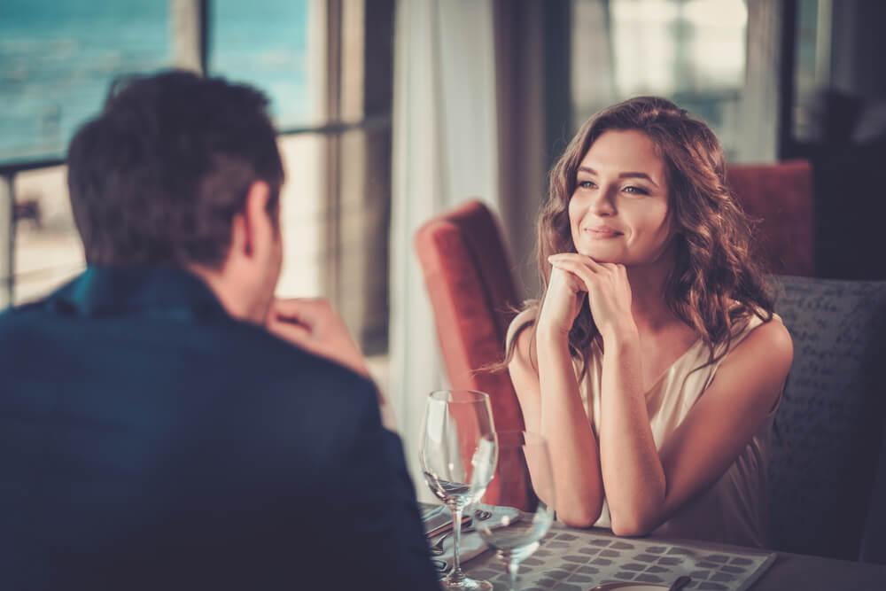 Das Date im Restaurant
