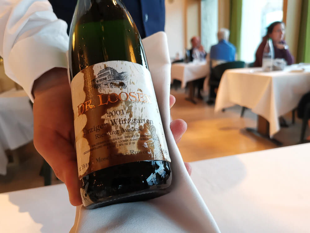 Dr. Loosen 2001 Riesling Auslese