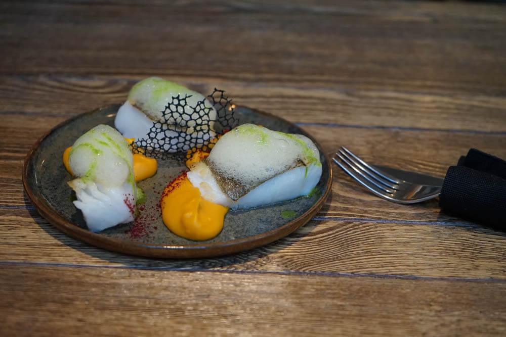 Kamchatka local Kitchen, Petropawlowsk - Cod auf erfrischend neue Art