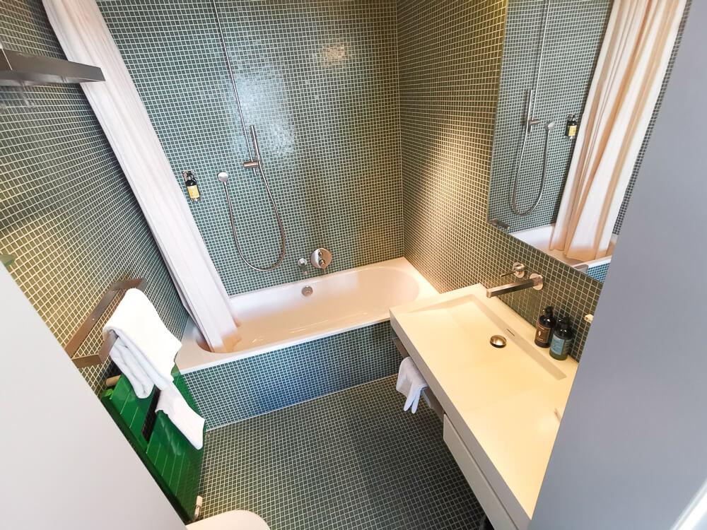 Parkhotel Bellevue & Spa Adelboden - Badezimmer