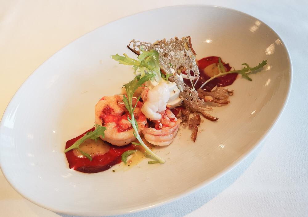 Parkhotel Bellevue & Spa Adelboden - Gourmet HP Gericht 12