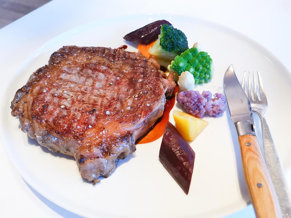 Parkhotel Bellevue & Spa Adelboden - Gourmet HP Gericht 13